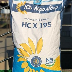 Семена подсолнечника НС Х 195